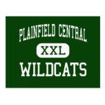 Plainfield Central - Wildcats - High - Plainfield Post Cards