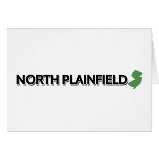 Plainfield del norte, New Jersey Tarjeta De Felicitación