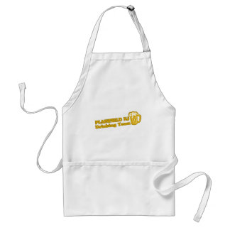 Plainfield Drinking Team tee shirts Aprons