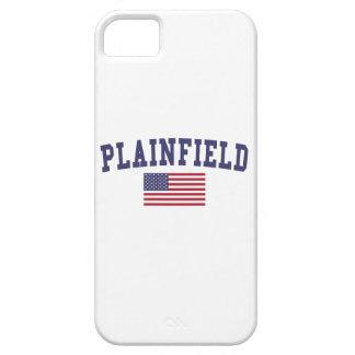 Plainfield IL US Flag iPhone SE/5/5s Case