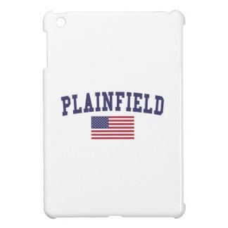 Plainfield NJ US Flag Cover For The iPad Mini