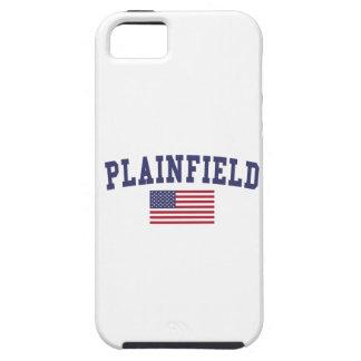 Plainfield NJ US Flag iPhone SE/5/5s Case