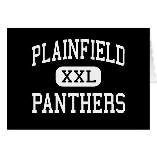 Plainfield - Panthers - High - Plainfield Card