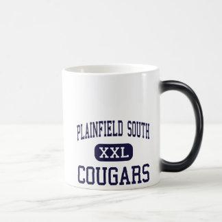 Plainfield South - Cougars - High - Plainfield Magic Mug