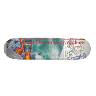 Plains Desperate Skateboard