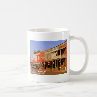 PLAINS, GEORGIA - Home of President Jimmy Carter Coffee Mug