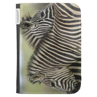 Plains Zebra (Equus quagga) pair, Haga Game Kindle Covers