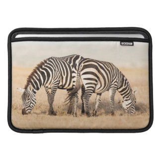 Plains Zebra Or Common Zebra (Equus Quagga) 2 MacBook Air Sleeve