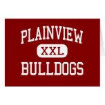 Plainview - Bulldogs - High - Plainview Texas Cards