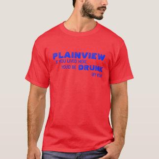 PLAINVIEW IS WET! T-Shirt