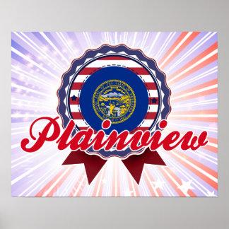 Plainview NE Poster