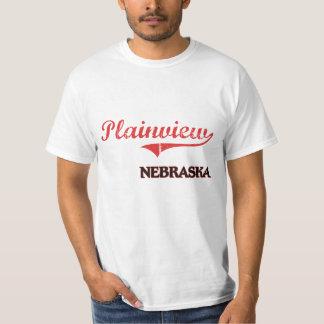 Plainview Nebraska City Classic Tee Shirt
