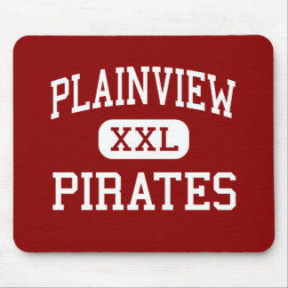 Plainview - piratas - alto - Plainview Nebraska Tapete De Ratón