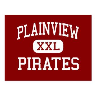 Plainview - piratas - alto - Plainview Nebraska Postal