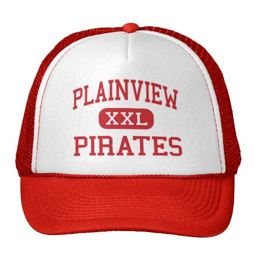 Plainview - Pirates - High - Plainview Nebraska Trucker Hat