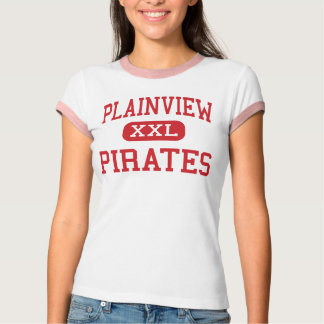 Plainview - Pirates - High - Plainview Nebraska T-Shirt