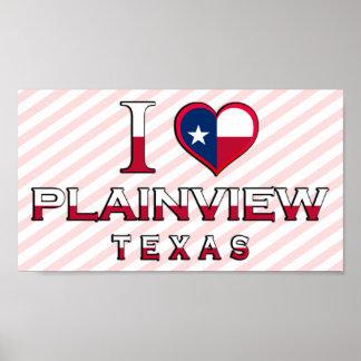 Plainview Tejas Poster