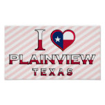 Plainview, Texas Posters