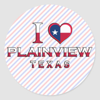 Plainview Texas Sticker