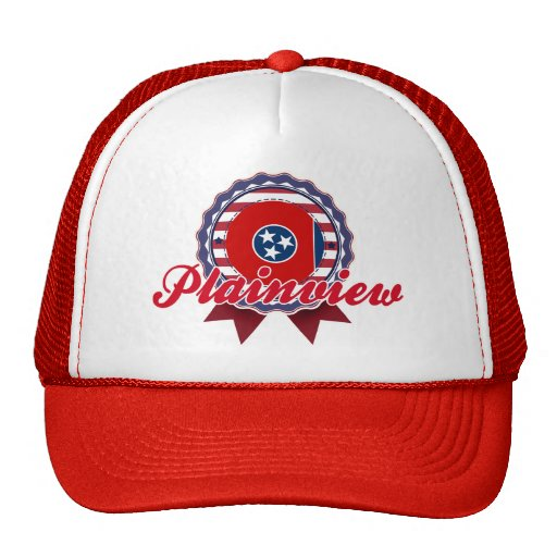 Plainview, TN Trucker Hat