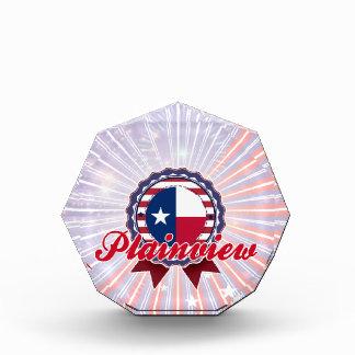 Plainview, TX Acrylic Award