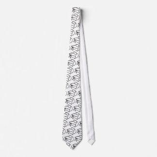 Plakat betta neck tie