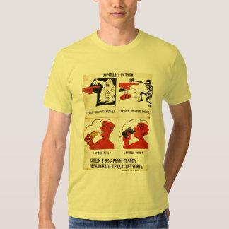 Plakat Mayakowski Shirt