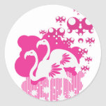 plamenaci round stickers