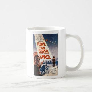 Plan 9 de la taza del espacio exterior