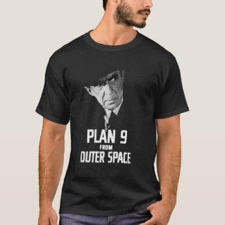 Plan 9 del espacio exterior playera
