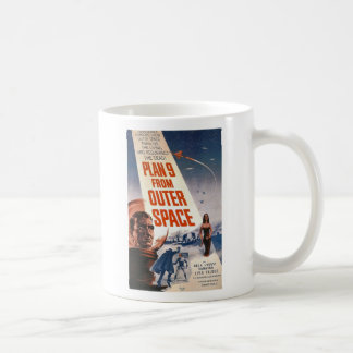 Plan 9 from Outer Space Mug