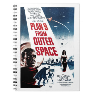"""Plan 9 From Outer Space"" Notebook"