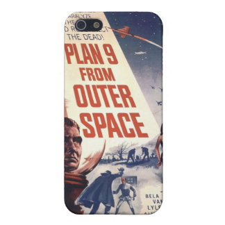 Plan 9 From Outer Space Retro iPhone 4 Case