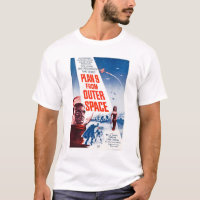Plan 9 From Outer Space T-Shirt