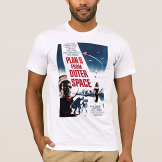 """Plan 9 From Outer Space"" Tee Shirt"