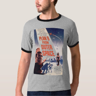 Plan 9 From Outer Space Tee Shirt