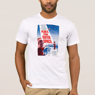 Plan 9 From Outer Space Vintage Sci Fi Movie Shirt