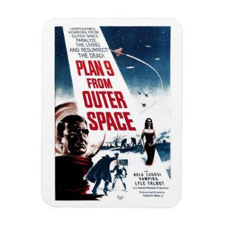 """""""Plan 9 imán del espacio exterior"""""""