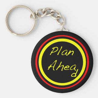 Plan a continuación llavero personalizado