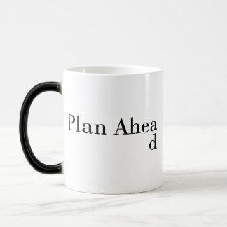 Plan Ahead Magic Mug
