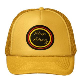 Plan Ahead Trucker Hat