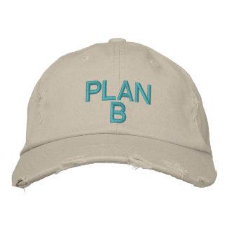 PLAN B - Customizable Cap BY eZaZZleMan.com