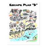 """Plan """"B """" del escape Postal"""