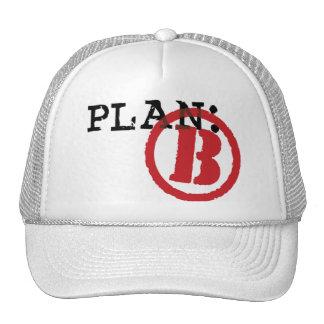 plan B Gorro De Camionero
