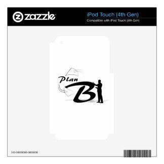 plan b iPod touch 4G skin