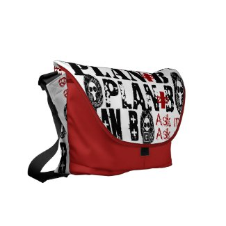 Plan B Urban Messenger Bag rickshawmessengerbag