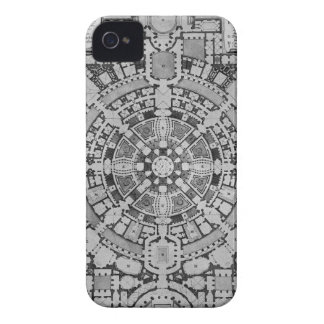 Plan broad, magnificent ancient College Gyms Case-Mate iPhone 4 Case
