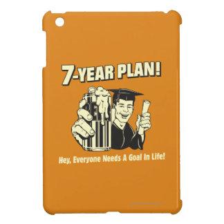 Plan de 7 años: Cada uno necesita una meta