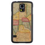 Plan de Baltimore Funda De Galaxy S5 Slim Arce