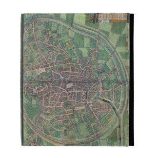 Plan de ciudad de Bruselas, de la 'tierra de Civit